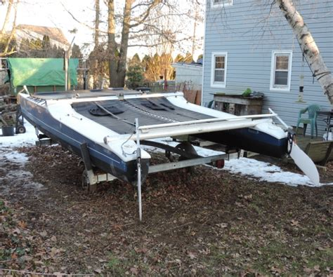 boats for sale new rochelle ny 1976 hobie solcat 18 sailboat for sale in new rochelle ny