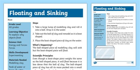 floating and sinking boat experiment new boats science experiment floating sinking boat