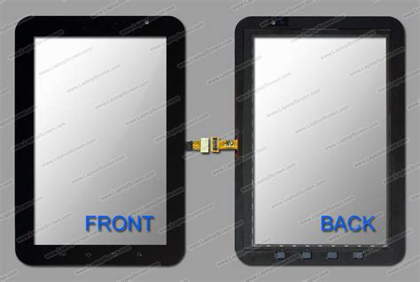 Tablet Samsung P1010 screen for samsung galaxy tab 7 0 gt p1010 tablet