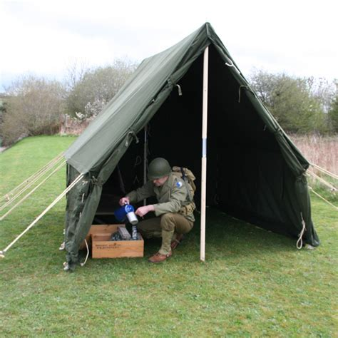 small wall tent wwii best tent 2017 us army ww2 small wall tent with pegs and poles by kay canvas