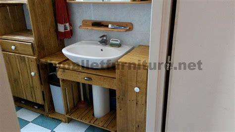 Badezimmer Unterschrank Aus Paletten by Badm 246 Bel Aus Europaletten Rheumri