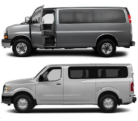 10 passenger vehicles 2018 2019 car release and reviews
