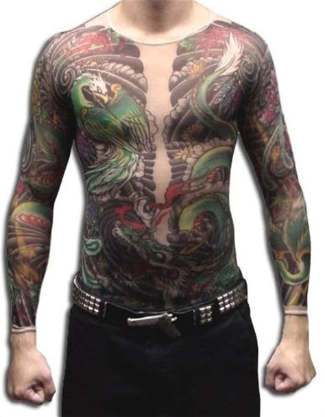 body tattoo for men cool design models picture