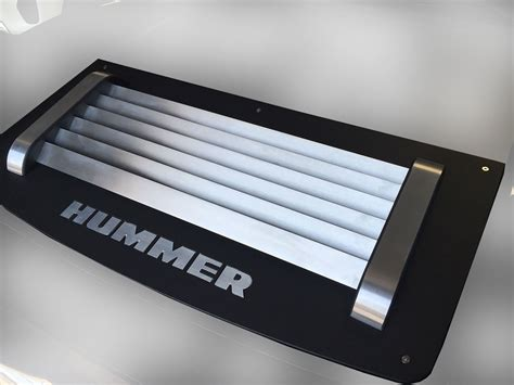 100 Hummer H3 Clearance Lights   How To Install Cab Lights