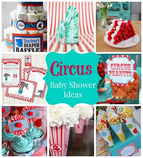 Circus Baby Shower Ideas by Baby Shower Archives Savvy Sassy