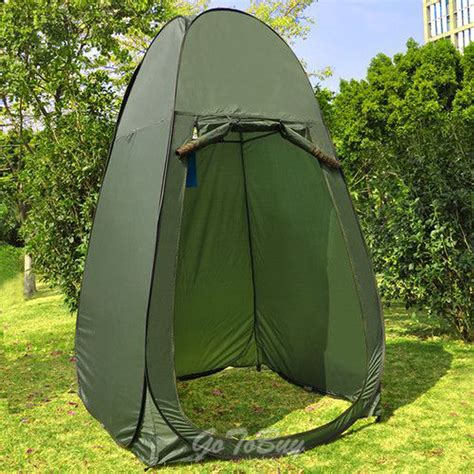 pop up bathroom tent portable pop up privacy shower changing toilet beach