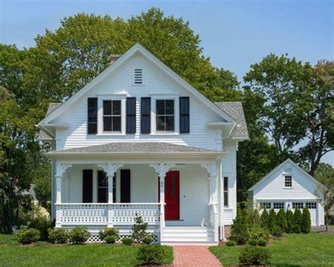 white house black shutters red door white house black shutters houzz
