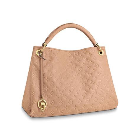Louis Viton artsy mm monogram empreinte leather handbags louis