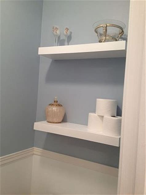 floating shelves bathroom for the home