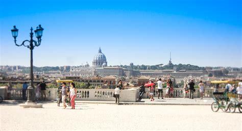 giardini degli aranci roma come arrivare roma dall alto terrazze panoramiche pi 249 con