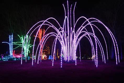 lighten up at meadowlark s winter walk of lights dc refined