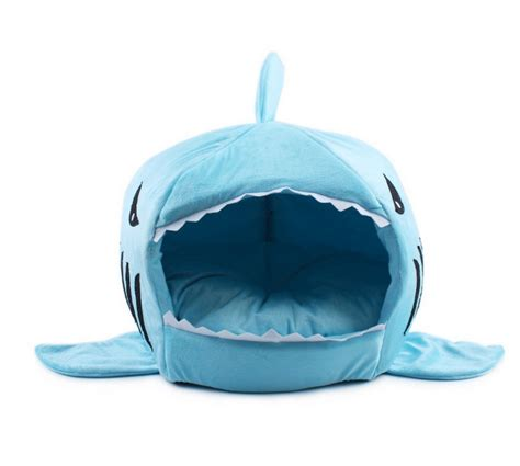 shark pet bed shark small pet bed