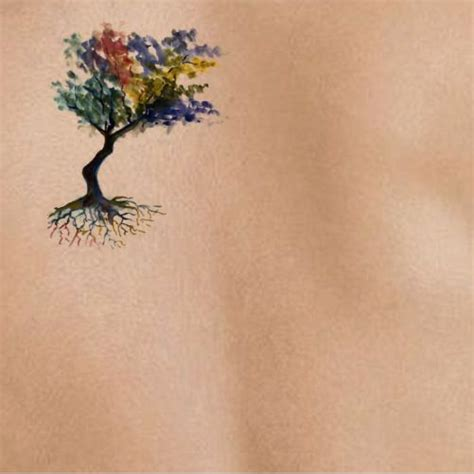 small tree tattoo 25 best ideas about small tree tattoos on
