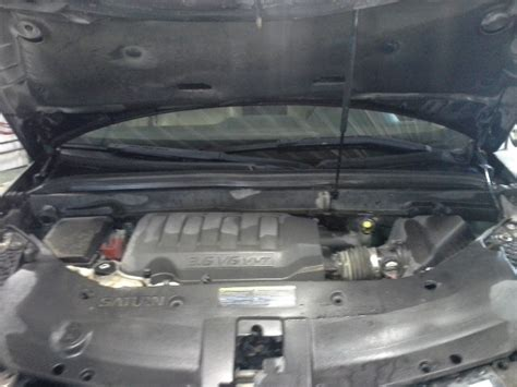 service manual oil pan removal 2009 saturn outlook how to changing the oil in a saturn