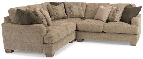 loose pillow back sofa flexsteel vanessa 9311 27 28 231 018 01 sectional sofa