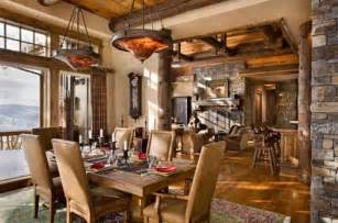 rustic home interior design ideas rustic interior design ideas for every room in the house