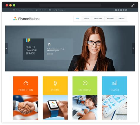 themes wordpress business 10 best accountant wordpress themes for financial