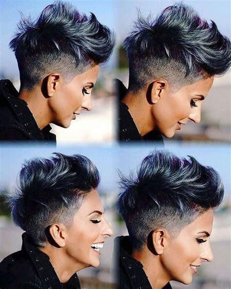 ideas short haircuts  thick hair short haircutcom