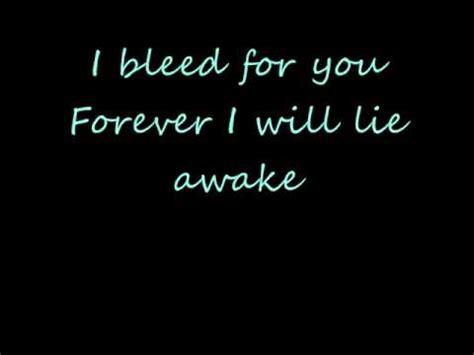 fjord lay down your veil lyrics black veil brides die for you lyrics youtube linkis
