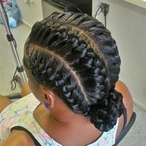 hairstyles with under braids 20 cute and easy hairstyles for work