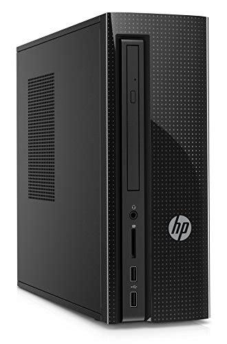 Pc I3 Ram 8gb hp slimline 260 p026 desktop pc intel i3 8gb memory 1tb drive windows 10