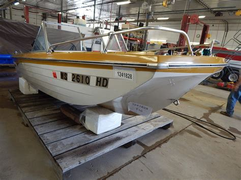 muskie boats crestliner muskie 15 boat for sale from usa