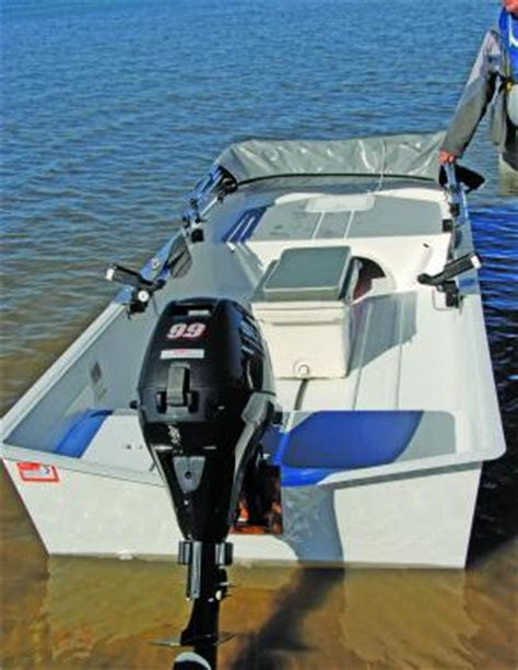 ezy topper boats fishing monthly magazines ezy toppers are light and easy