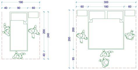 misure da letto matrimoniale misure da letto matrimoniale decorazioni per la casa