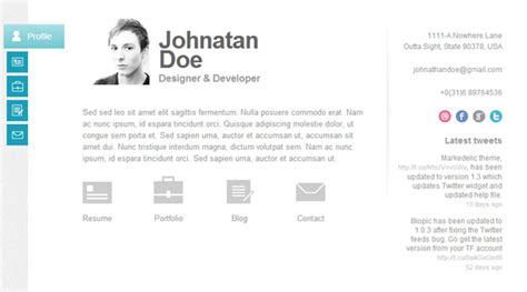 Journalism Portfolio by Top 10 Best Journalism Portfolio Responsive