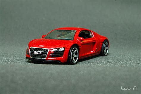 My Die Cast Matchbox Audi R8 L E