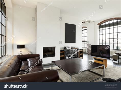 Beautiful Houses Interior Bedrooms by Beautiful House Interior View Living Room Stock Photo