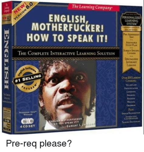 English Motherfucker Do You Speak It Meme - search english motherfucker do you speak it memes on me me