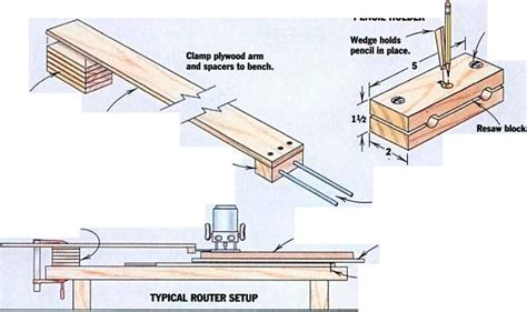 Stanfield Jointer Shaper Chop Saw Station Woodworking
