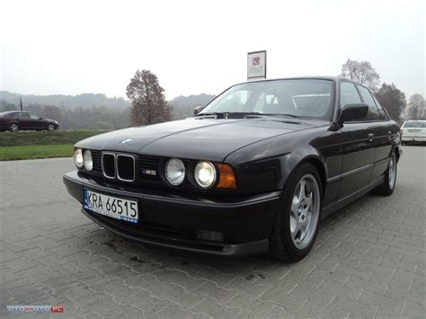 1990 bmw 5er e34 pictures information and specs