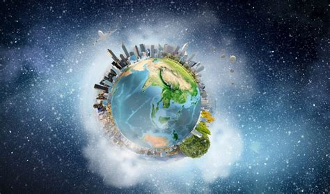 earth wallpaper changing time when exactly did human activity start changing the planet