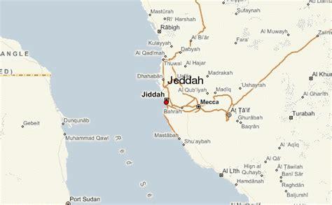 jidda map jeddah location guide