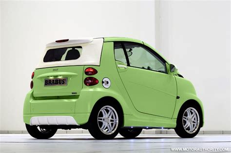smart car features brabus electric smart car features electronic exhaust