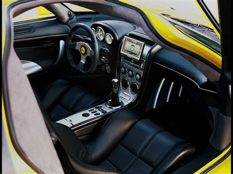 Saleen Interior by 2002 2004 Saleen S7 Interior With Gps 1920x1440