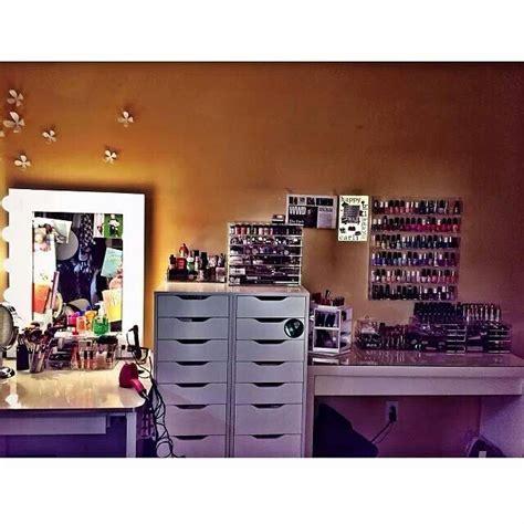 Carli Bybel House by Carli Bybel Makeup Room Storage Makeup Rooms