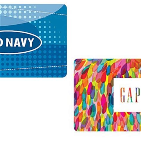 Old Navy Gap Gift Card - staples deals archives dixie does deals