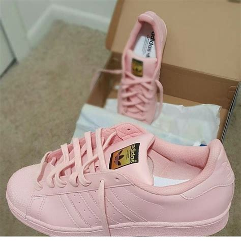 light pink adidas sneakers adidas originals superstar sneakers basse clear pink