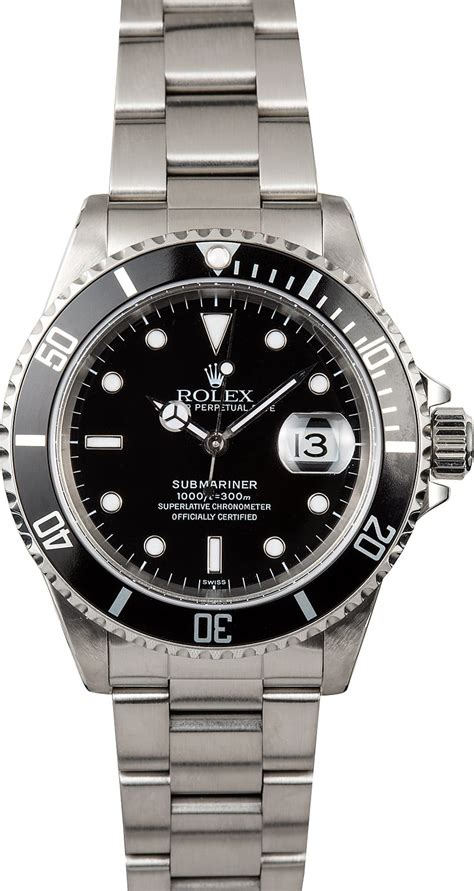 rolex dive watches submariner rolex 16610 black dive