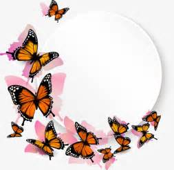 Butterfly border, Box PNG and Vector for Free Download