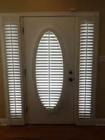 And useful ideas for front door blinds interior design inspirations