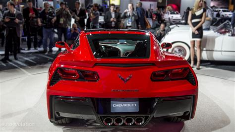 corvette stingray price 2014 chevrolet corvette stingray us pricing announced