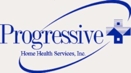 progressive home health services