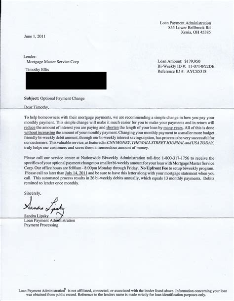 Loan Notification Letter Ketika Berhadapan Dengan Penyitaan Reo Bank Mereka Tidak Aka