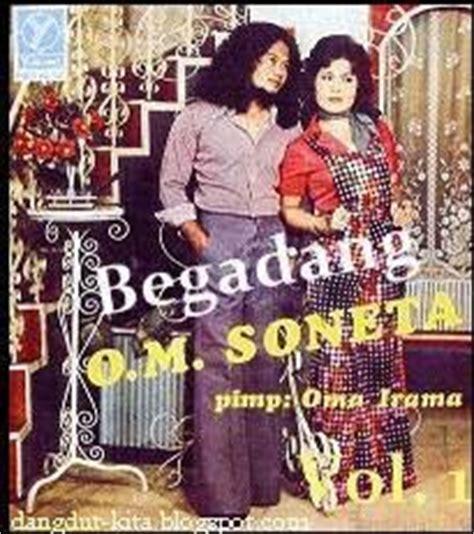 Cd Elvy Sukaesih Dan Mansyur S Duet Legendaris kehebatan lagu begadang di album soneta vol 1