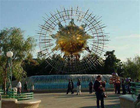 dca history lesson part 1 sunshine plaza   the disney blog