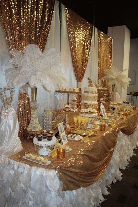 great gatsby birthday party ideas photo